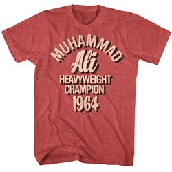 Muhammad Ali - Mens Hc64 T-Shirt