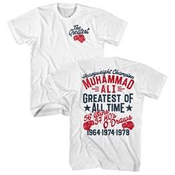 Muhammad Ali - Mens The Greatest Glove T-Shirt