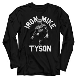 Mike Tyson - Mens Miketyson Long Sleeve T-Shirt