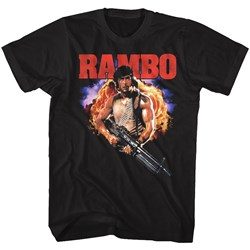 Rambo - Mens Exploooooode T-Shirt