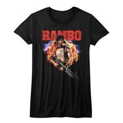 Rambo - Juniors Exploooooode T-Shirt