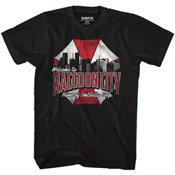 Resident Evil - Mens Raccoon City T-Shirt