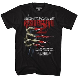 Resident Evil - Mens Something Else T-Shirt