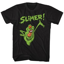 Ghostbusters Mens Slimer! T-Shirt
