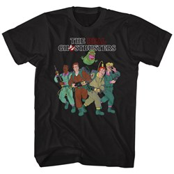 Ghostbusters Mens The Whole Crew T-Shirt