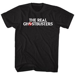 Ghostbusters Mens Logo T-Shirt