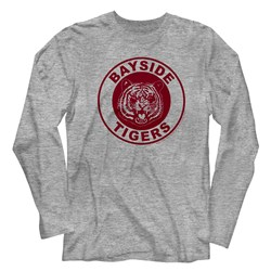 Saved By The Bell - Mens Gbayside Tigers Long Sleeve T-Shirt