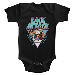 Saved By The Bell - unisex-baby Summer Tour '93 Onesie