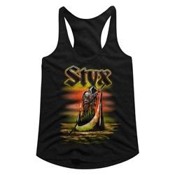 Styx - womens Ferryman Racerback Tank Top
