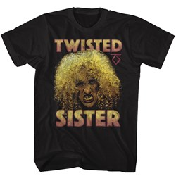 Twisted Sister - Mens Dee T-Shirt