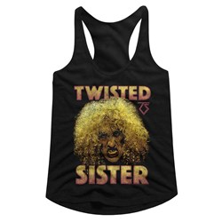 Twisted Sister - womens Dee Racerback Tank Top