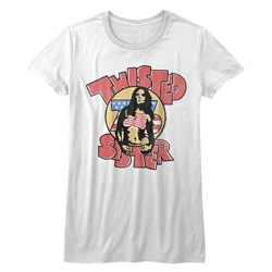 Twisted Sister - Juniors Twisted '76 T-Shirt