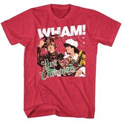 Wham - Mens Last Christmas T-Shirt