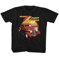 Zz Top - unisex-child Eliminator T-Shirt