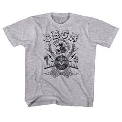 Cbgb - unisex-baby Spinetars T-Shirt