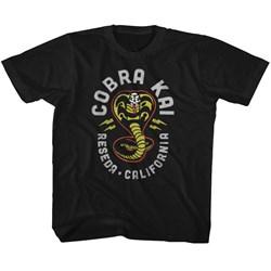 Karate Kid - unisex-baby Cobra Kai T-Shirt