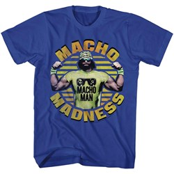 Macho Man Mens Macho Madness Macho Man T-Shirt