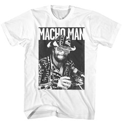 Macho Man - Mens Machoman T-Shirt