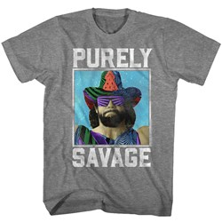 Macho Man - Mens Purely Savage T-Shirt