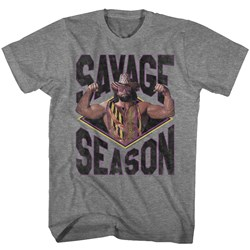 Macho Man - Mens Savage Season T-Shirt