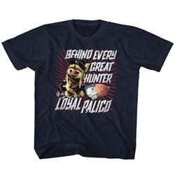 Monster Hunter - unisex-baby Loyal Palico T-Shirt