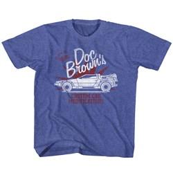 Back To The Future - unisex-child Custom Stuff T-Shirt