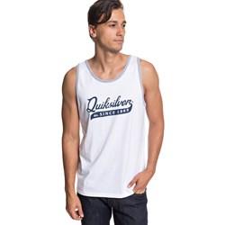 Quiksilver - Mens Edgy Tank Mj0 T-Shirt