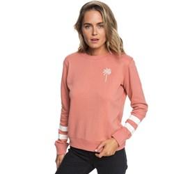 Roxy - Womens Burning Stars A Crew Neck Sweater