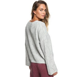 Roxy - Womens See You In Bali V-Neck Sweater