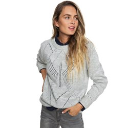 Roxy - Womens Candidate Waves Crew Neck Sweater