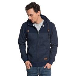 Quiksilver - Mens Kellerblockzip Pullover Sweater