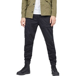 G-Star Raw Mens Rackam Straight Tapered Cuffed Pants