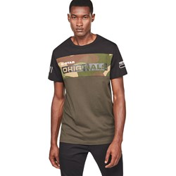 G-Star Raw Mens Graphic 13 Regular T-Shirt
