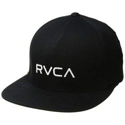RVCA Mens Rvca Sport Flexfit Hat