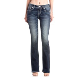 Miss Me - Womens Chloe Boot Jeans In Wash: D851