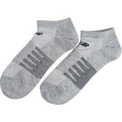 New Balance - Unisex Lifestyle Flat Knit No Show 6 Pack Socks