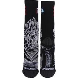 Primitive - Mens Saiyan Goku Crew Sock