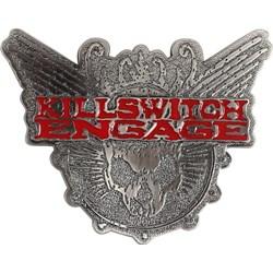 Killswitch Engage - Skull Belt Buckle