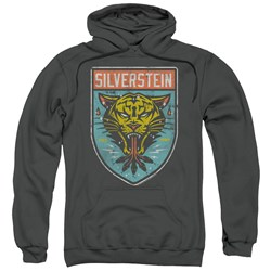Silverstein - Mens Tiger Pullover Hoodie