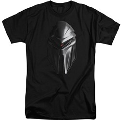 Bsg - Mens Cylon Head Tall T-Shirt