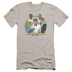 Love Boat - Mens Rockin The Boat Premium Slim Fit T-Shirt