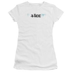 4400 - Juniors The 4400 Logo Premium Bella T-Shirt