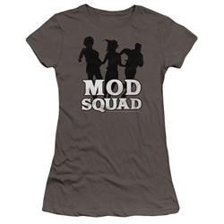 Mod Squad - Juniors Mod Squad Run Simple Premium Bella T-Shirt