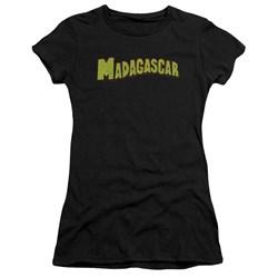 Madagascar - Juniors Logo Premium Bella T-Shirt