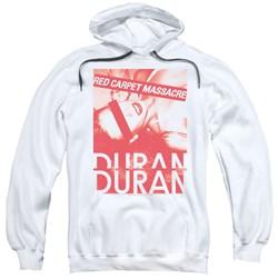 Duran Duran - Mens Red Carpet Massacre Pullover Hoodie