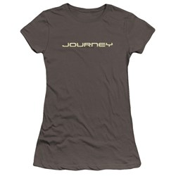 Journey - Juniors Logo Premium Bella T-Shirt