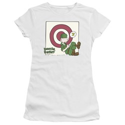 Beetle Bailey - Juniors Target Nap Premium Bella T-Shirt