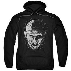 Hellraiser - Mens Pinhead Pullover Hoodie