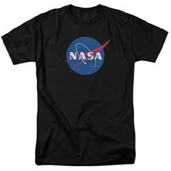 Nasa - Mens Meatball Logo T-Shirt