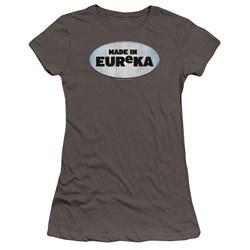 Eureka - Juniors Made In Eureka Premium Bella T-Shirt